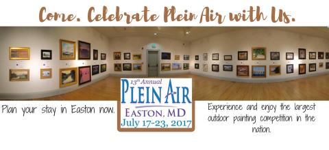 Plein Air Easton
